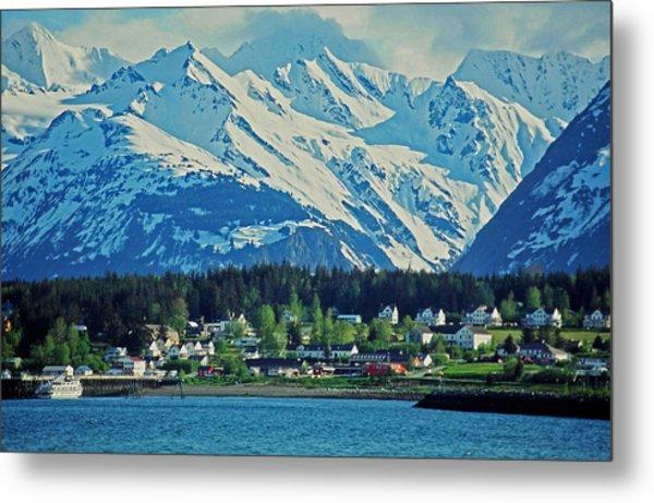 Haines - Alaska Metal Print