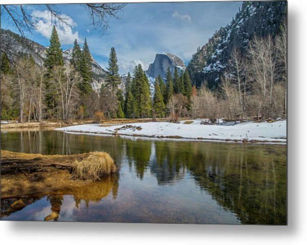 Half Dome Vista Metal Print