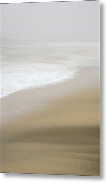 Half Moon Bay - Impressions Metal Print