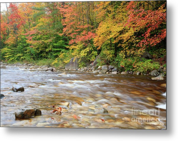 Hancock Branch - White Mountains New Hampshire  Metal Print