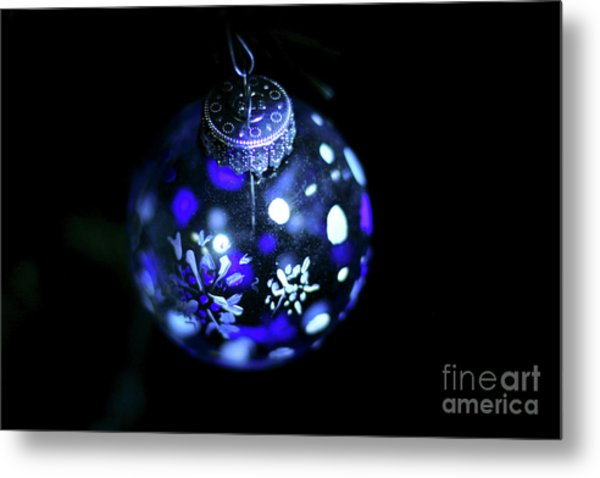 Handpainted Ornament 003 Metal Print