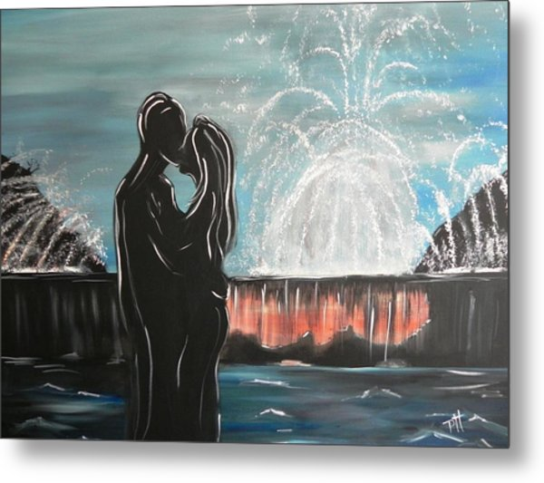 Happily Ever After Metal Print by Patti Spires Hamilton