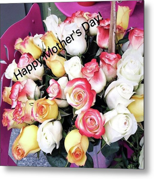 Happy Mother's Day!!! #celebration Metal Print