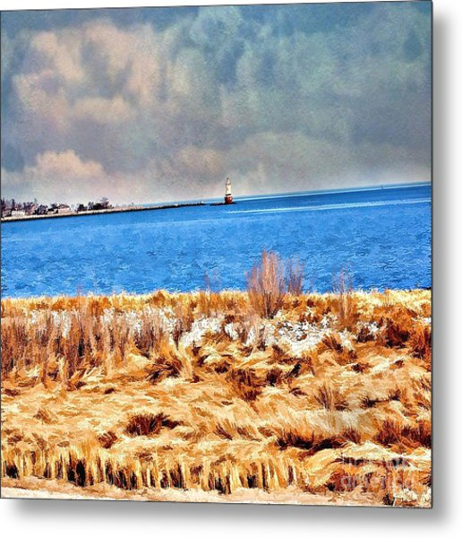 Harbor Of Tranquility Metal Print
