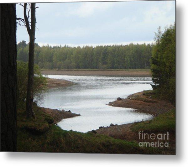 Harlaw Reservoir 1 Metal Print