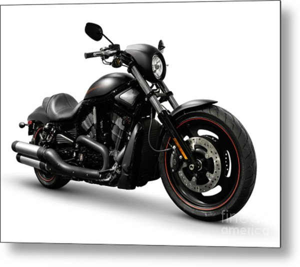 Harley Davidson Vrscd Night Rod Special  Metal Print