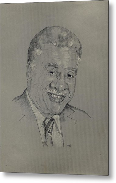 Harold Washington  Metal Print