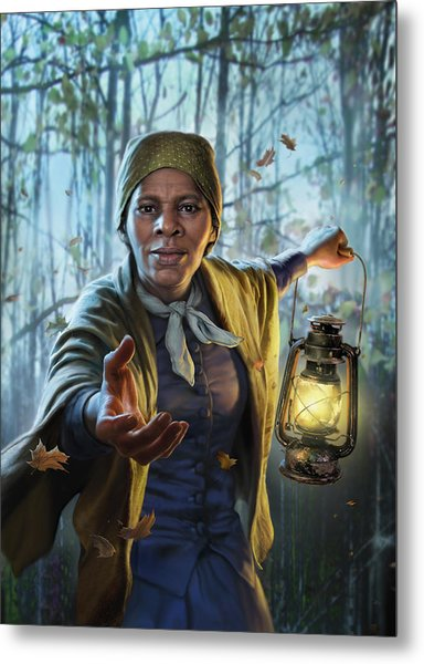 Harriet Tubman Metal Print