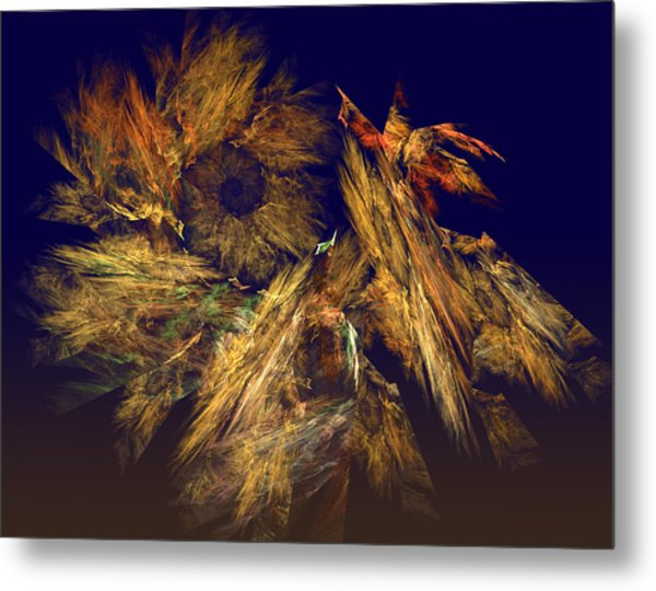Harvest Of Hope Metal Print