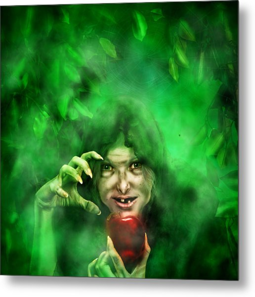 Have A Bite Dearie Metal Print