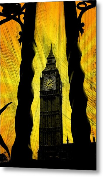 Have You The Time Metal Print by JAMART Photography