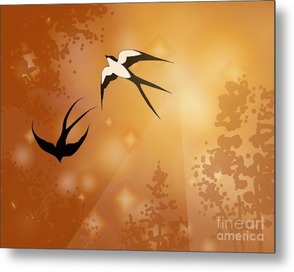 Haven Song Metal Print