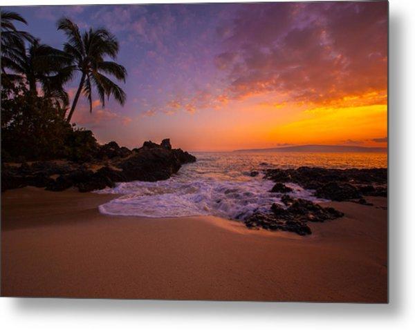 Hawaian Paradise Metal Print