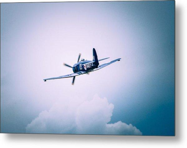 Hawker Sea Fury Fb11 Metal Print