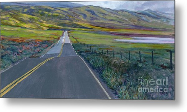 Heading For The Hills Metal Print