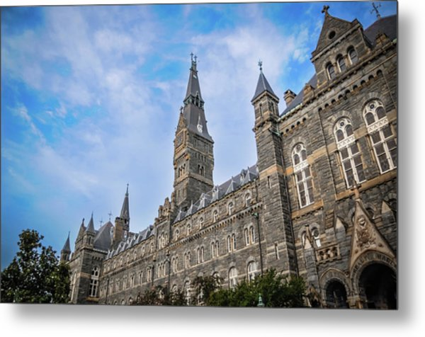 Healy Hall - Georgetown University Metal Print