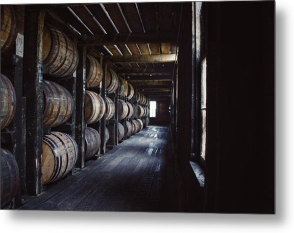 Heaven Hill Barrels  Metal Print
