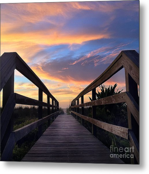 Heavenly  Metal Print