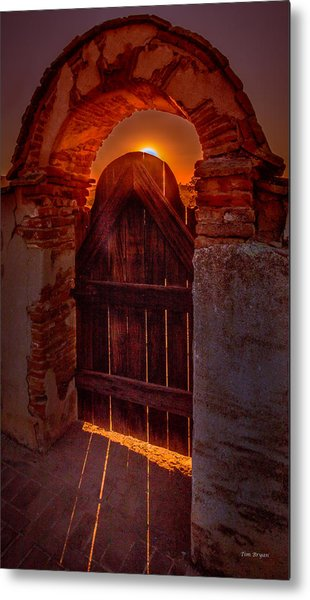 Heaven's Gate Metal Print
