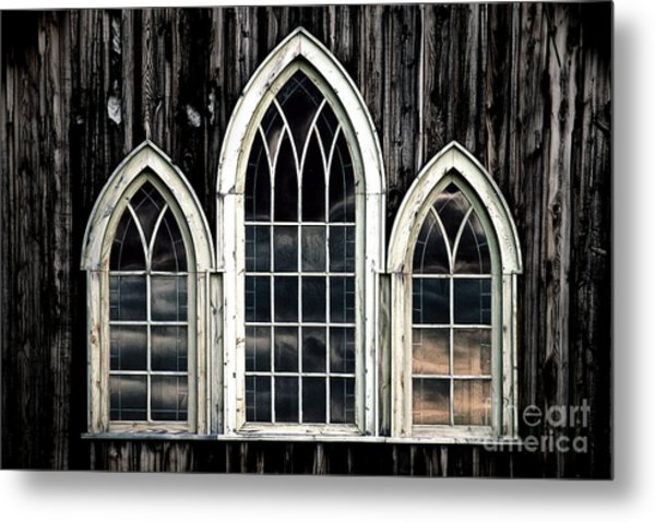 Heaven's Reflection Metal Print