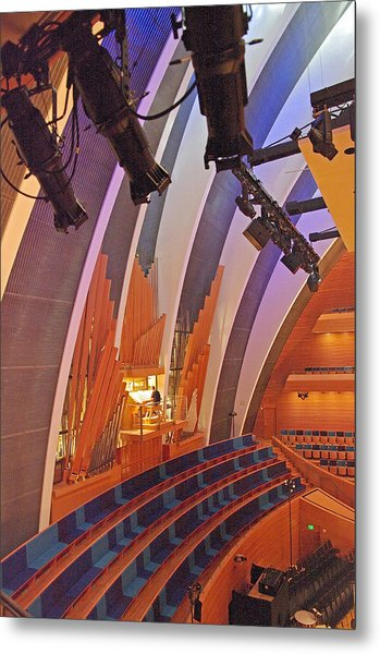 Helzberg Hall #3 Metal Print