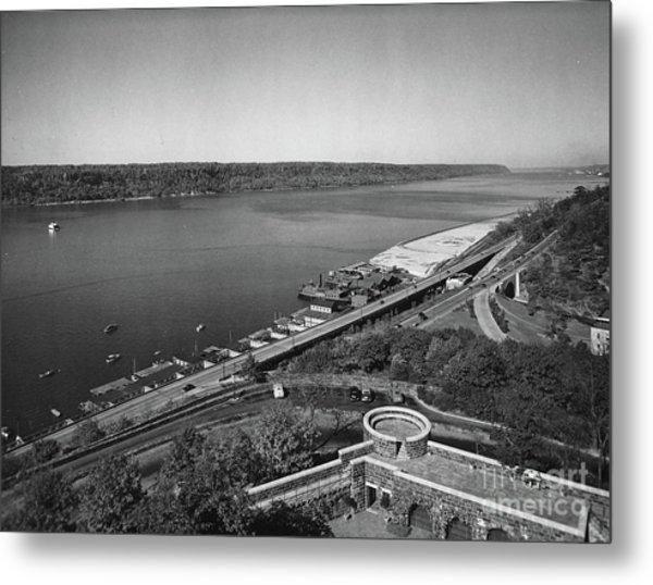 Henry Hudson Parkway, 1936 Metal Print