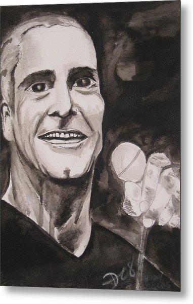 Henry Rollins Metal Print by Darkest Artist