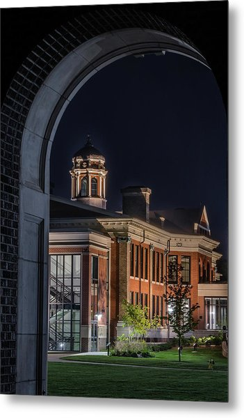 Heritage Hall - Western Michigan University Metal Print