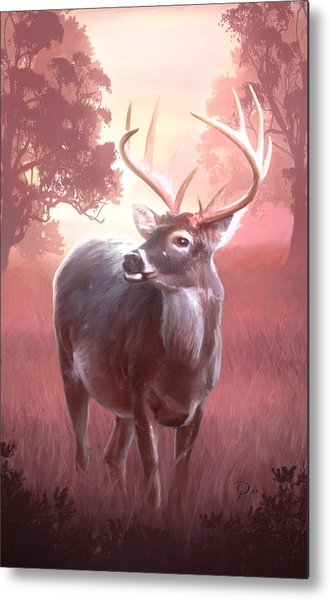 In The Wilderness Metal Print
