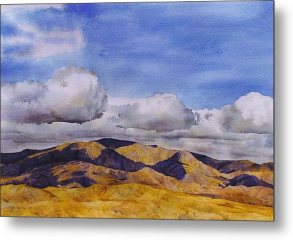 High Desert Metal Print