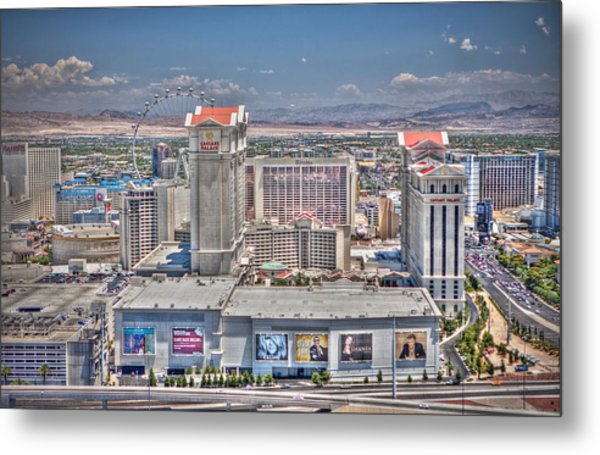 High Roller - Day Metal Print