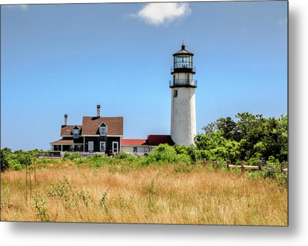 Highland Light - Cape Cod Metal Print
