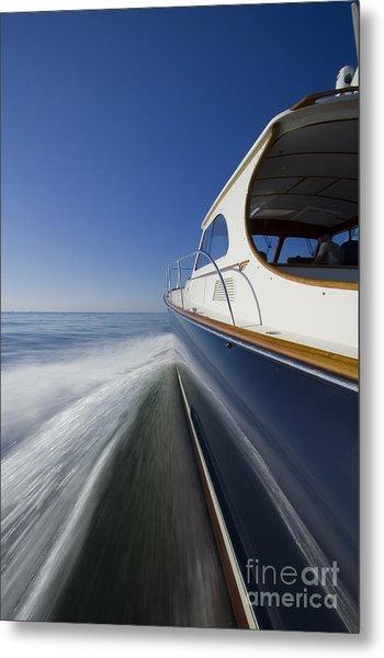 Hinckley Talaria 44 Motor Yacht Metal Print