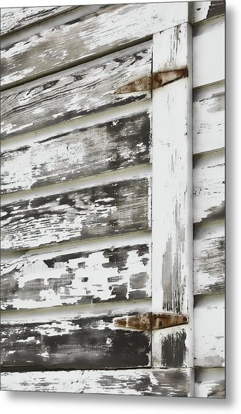 Hinges Metal Print by JAMART Photography