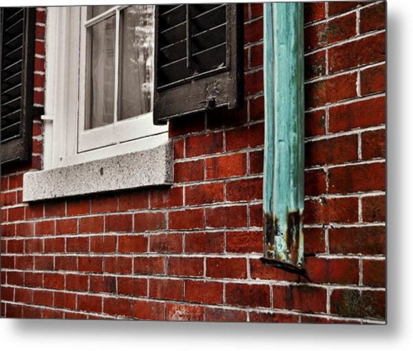 Historic Nantucket Metal Print by JAMART Photography