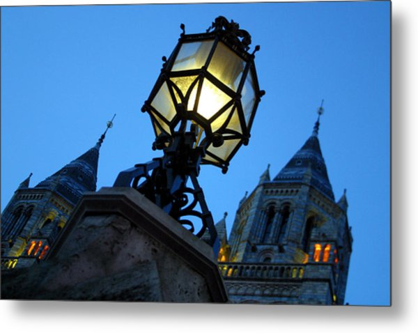 History Of Light Metal Print by Jez C Self