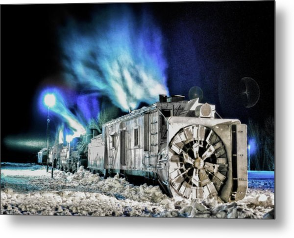 History Repeating Itself Metal Print