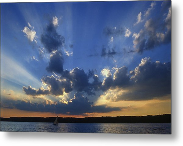 Holy Grail - Lake Geneva Wisconsin Metal Print