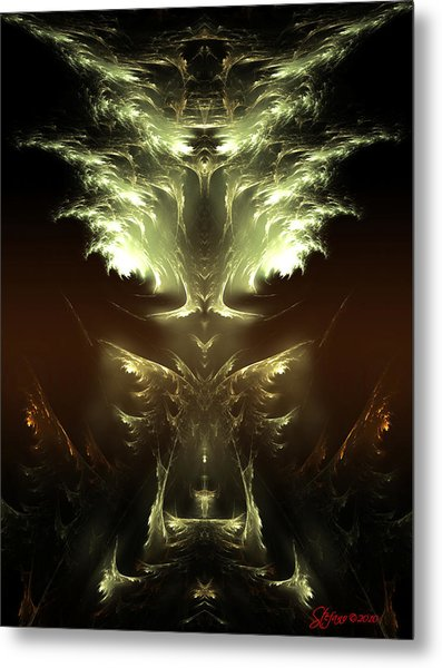 Holy Grail Metal Print