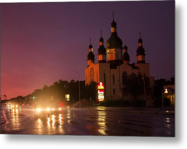 Holy Trinity Church Metal Print by Bryan Scott