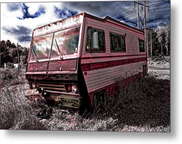 Home Away From Home Metal Print
