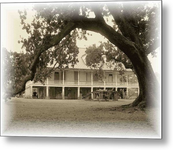 Home Place Impressions Metal Print