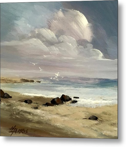 Metal Print featuring the painting Hope by Helen Harris