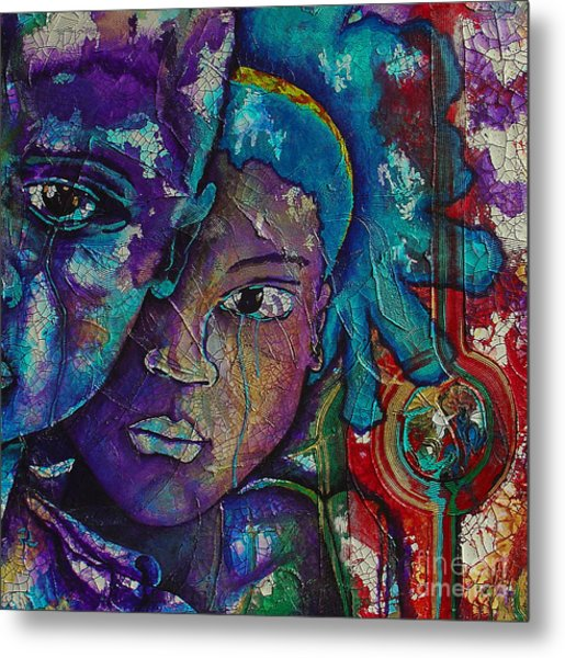 Hope Metal Print by Ron Carter