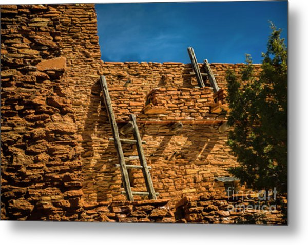 Hopi House Metal Print