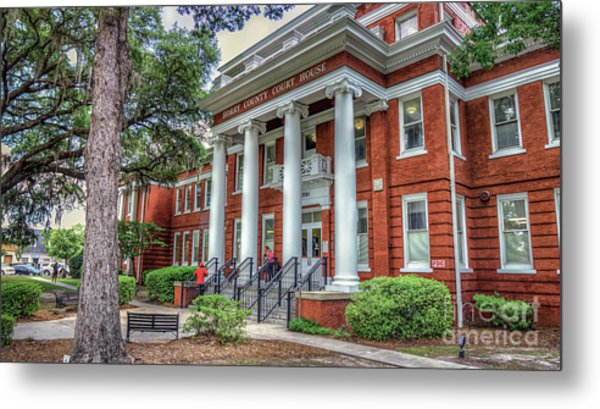 Horry County Court House Metal Print