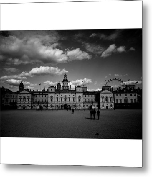 #horseguards #london #thisislondon #uk Metal Print