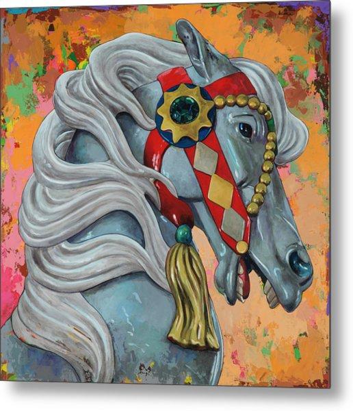 Horses #6 Metal Print
