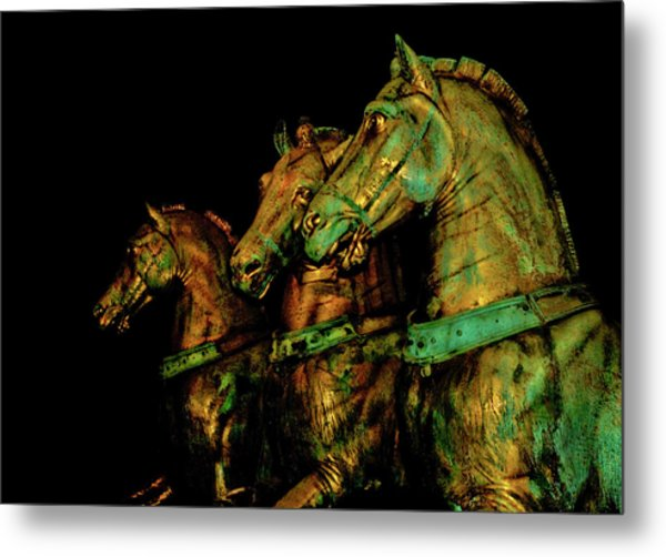 Horses Of St Mark S Digital Art By James Cianciaruso