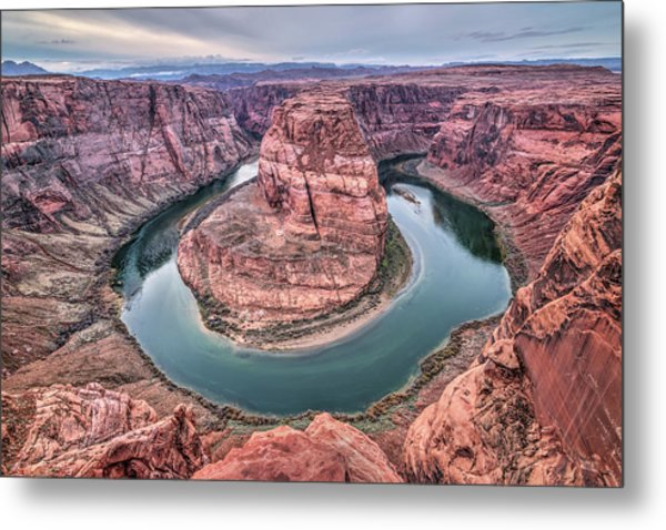 Horseshoe Bend Arizona Metal Print